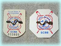 Senior Citizen Beach Badges